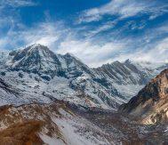 Difficulties of Annapurna Circuit Trek