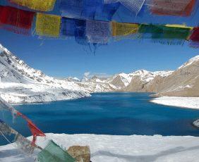 Tilicho Lake Trek | Tilicho Lake [4920m/16137ft]