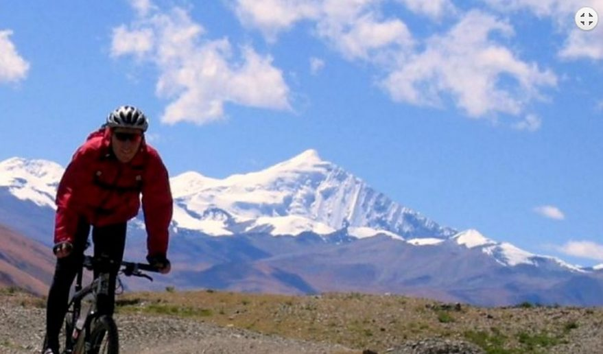 Mount Kailash Biking Tour | Amazing view of mountains During Mount kailash Biking Tour.