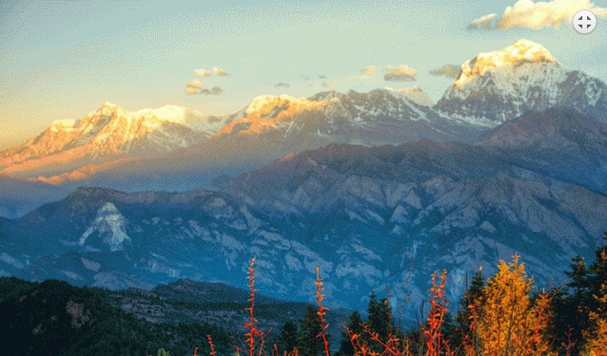 Annapurna Panorama Short Trek   PoonHill