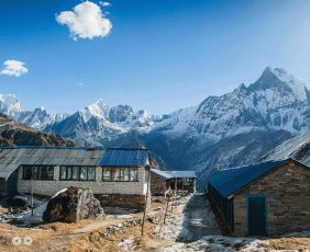 Annapurna Sanctuary Trek | Machhapuchre Base Camp [3700m/12136ft]