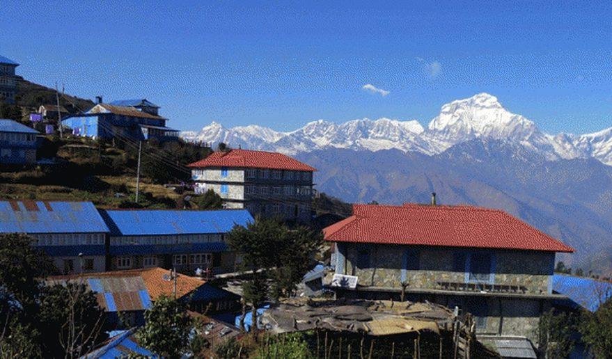 Annapurna Sanctuary Trekking | Ghorepani [2855m/9364ft]