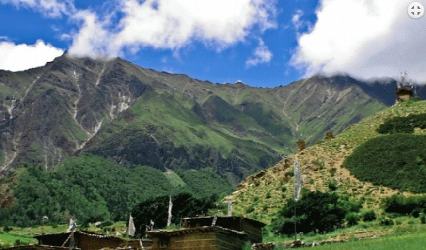 Around Lower Dolpo Trek | Khani Gaon [2543m/8341ft]