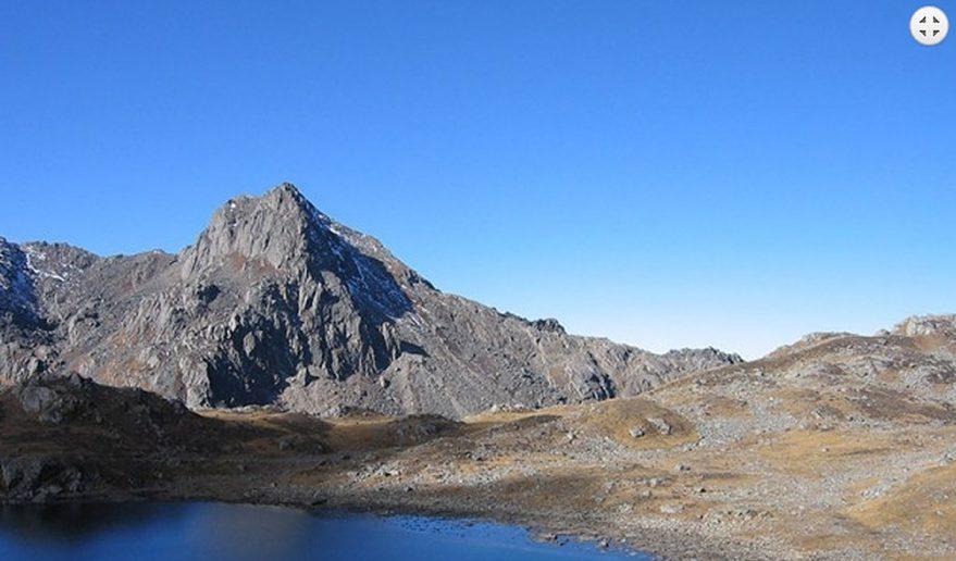 Langtang Gosainkunda Trek | Gosainkunda [4,460m/14,632ft]
