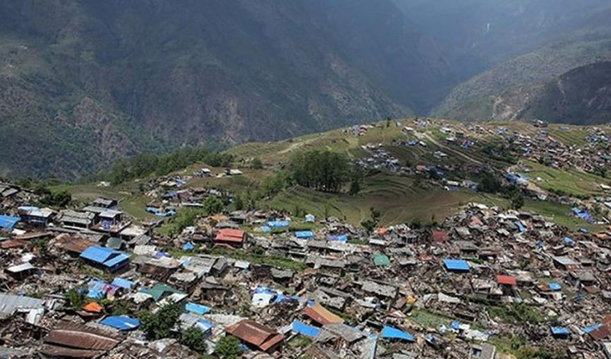 Lower Manaslu Eco Trek | Barpak Village after Earthquake