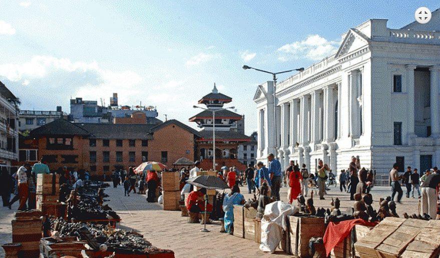 Nepal Tour | Bashantapur Market