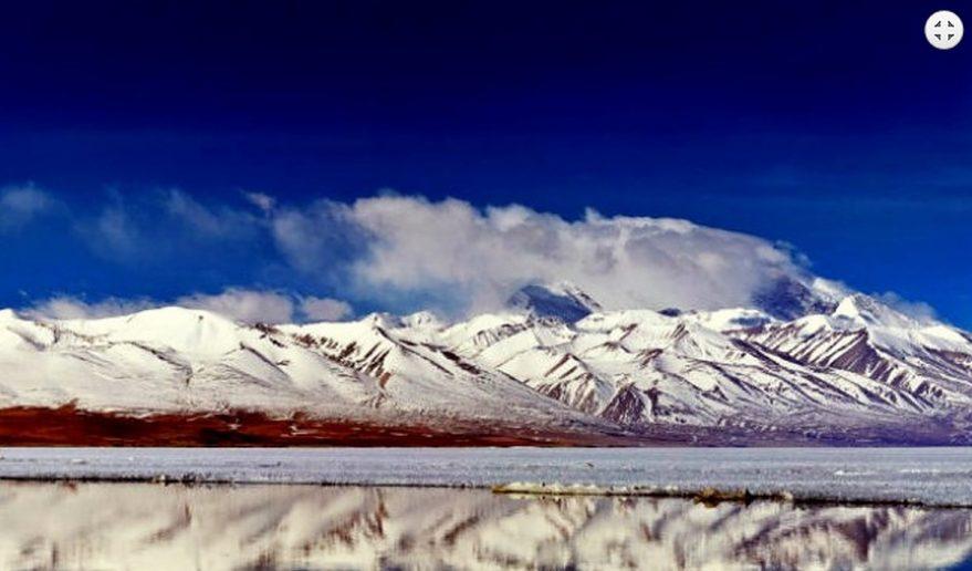 Mount Kailash Tour via Lhasa   Beautiful Blue Lake Manasarovar.