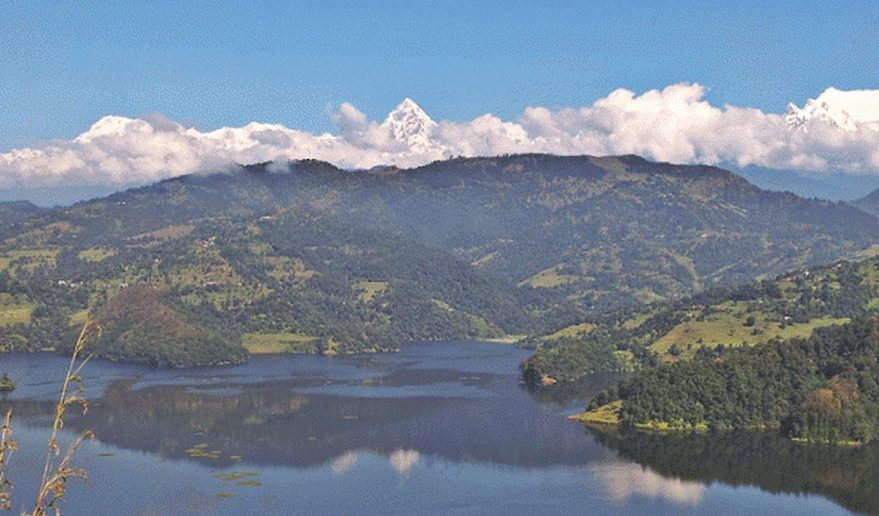 Pokhara Lakes Fishing | Begnas Lake in Pokhara.