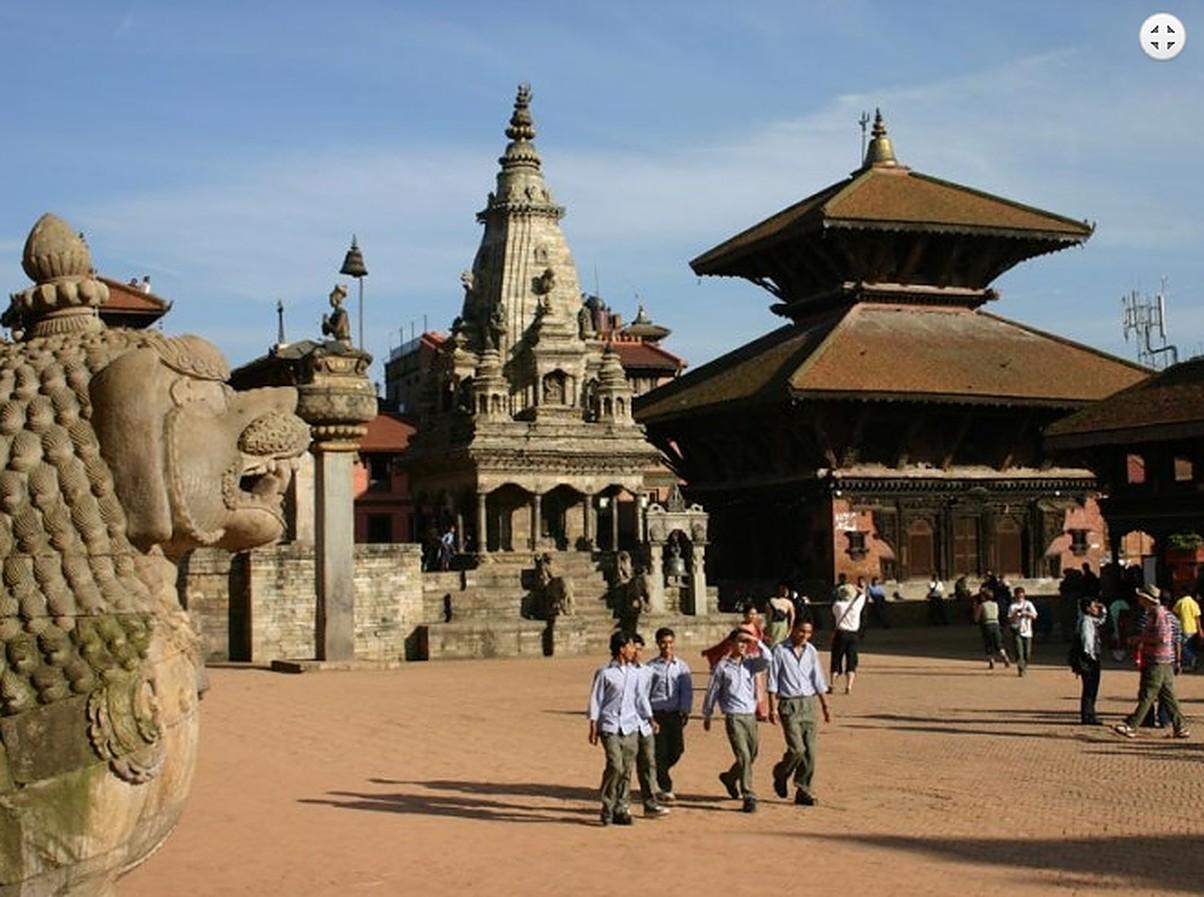 Kathmandu Valley Sightseeing | Bhaktapur Durbar Square.