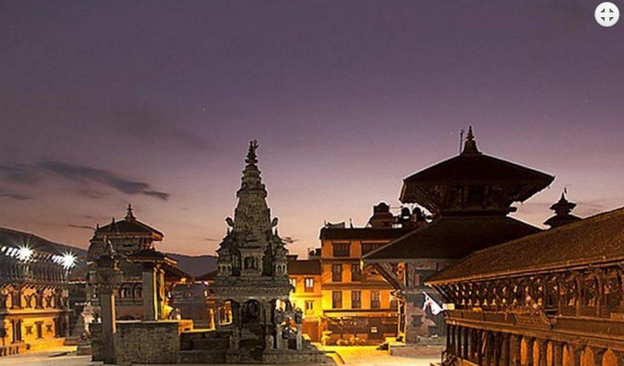 Nepal Bhutan Tour | Bhaktapur Durbar Square.