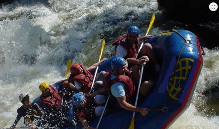 Rafting in Nepal | Bhote Koshi River Rafting.