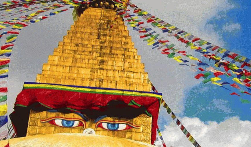 Nepal Pilgrimage Tour   Bouddha Nath Stupa
