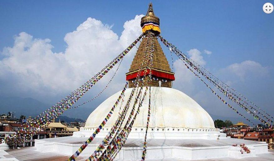 Kathmandu Valley Sightseeing | Boudhanath Stupa.