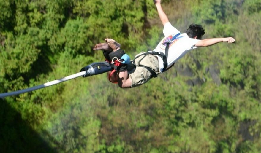Bungee Jump Adventure Day tour in Nepal.