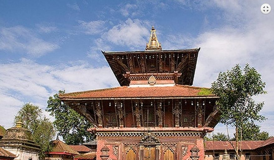 Kathmandu Valley Sightseeing | Changu Narayan Temple.