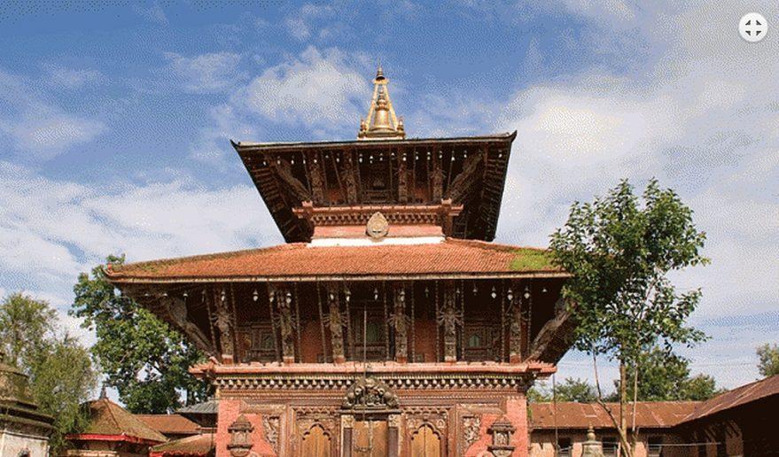 Nepal Pilgrimage Tour   Changu Narayan Temple