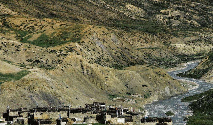 Chharka Village   Dolpo Trek