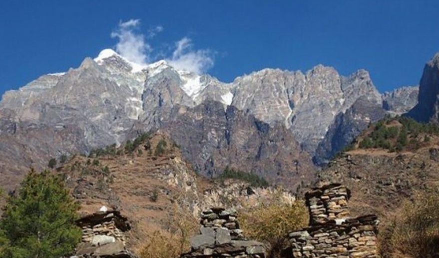 Tsum valley Trek   Tsum village