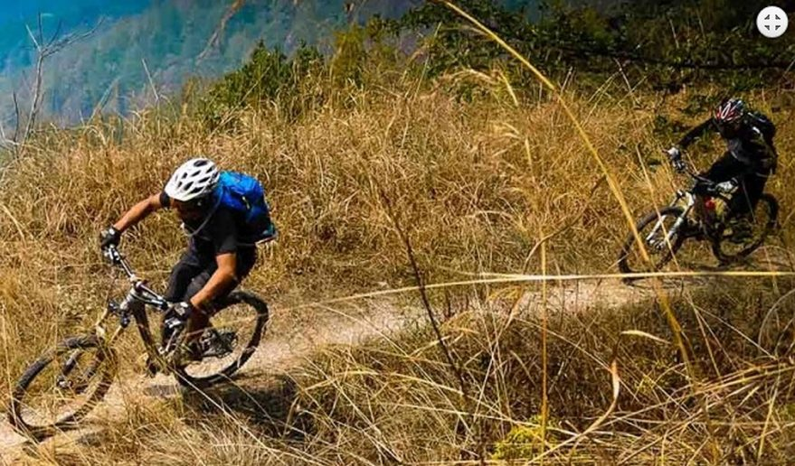 Kathmandu Valley Biking Tour   Dhulikhel via Nagarkot [45 km]