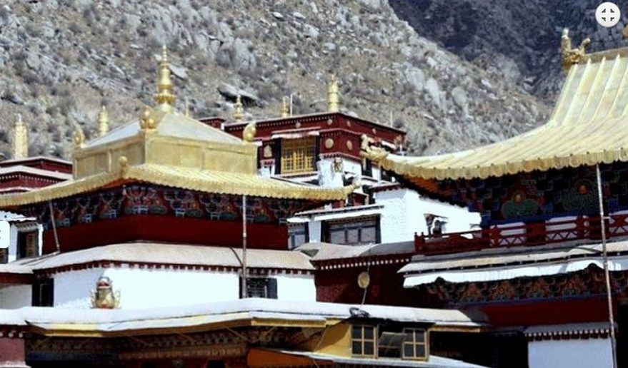 Mount Kailash Tour via Lhasa | Derpung Monastery Tibet Mount Kailash Tour via Lhasa
