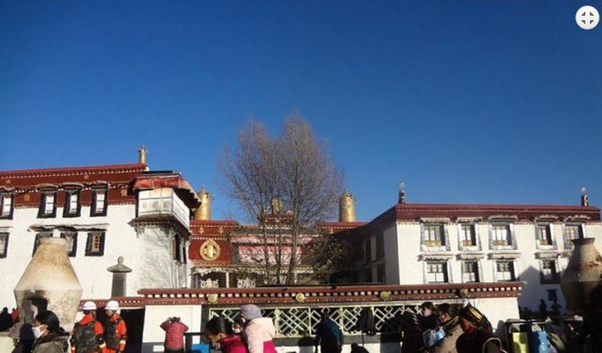 Popular Tour of Tibet | Derpung Monastery Tibet Nepal.