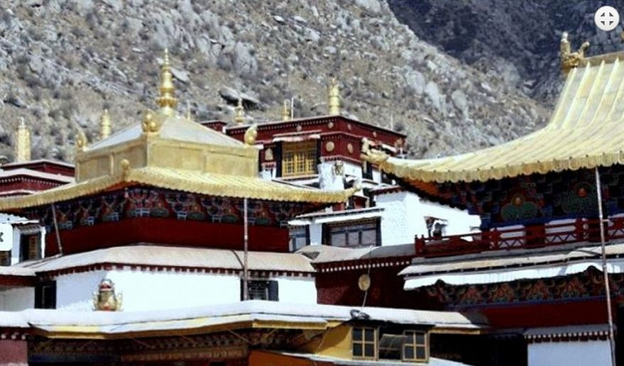 Popular Tour of Tibet | Derpung Monastery Tibet.