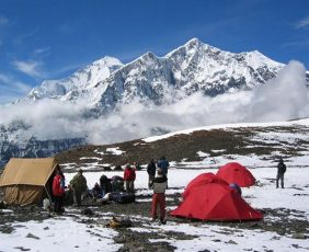 Dhaulagiri Circuit Trek | Dhampus Pass 5250m