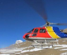 Dolpo Helicopter Tour