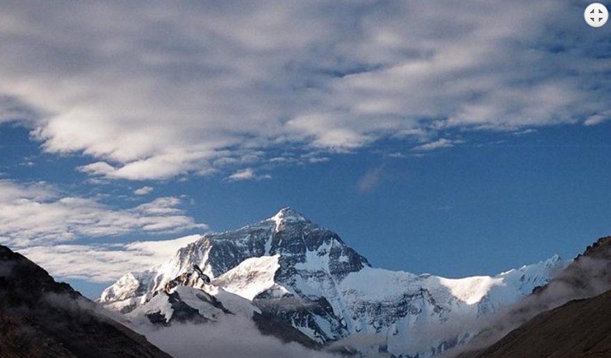 Everest Advanced Base Camp Trek.