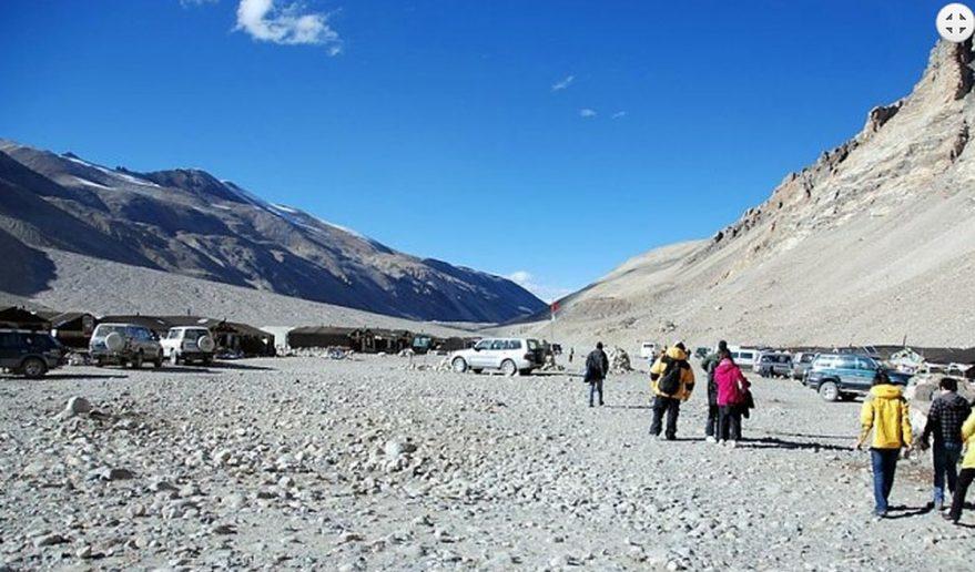 Everest Advanced Base Camp.
