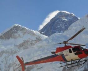 Everest Base Camp Helicopter Flight