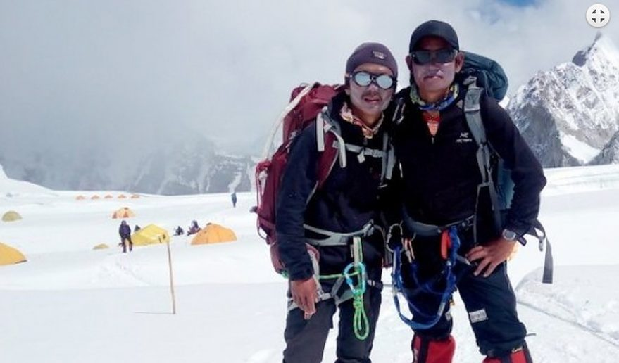 Everest Expedition Camping