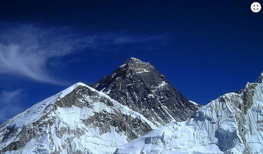 Helicopter Tour to Everest | Everest 8848 m