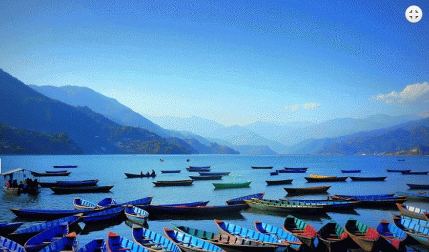 Annapurna Panorama Short Trek | Fewa Lake at Pokhara