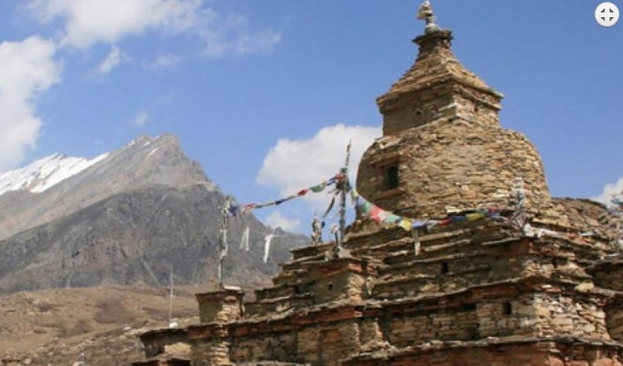 Ganden Monastery to Samye Valley Trekking in Tibet.