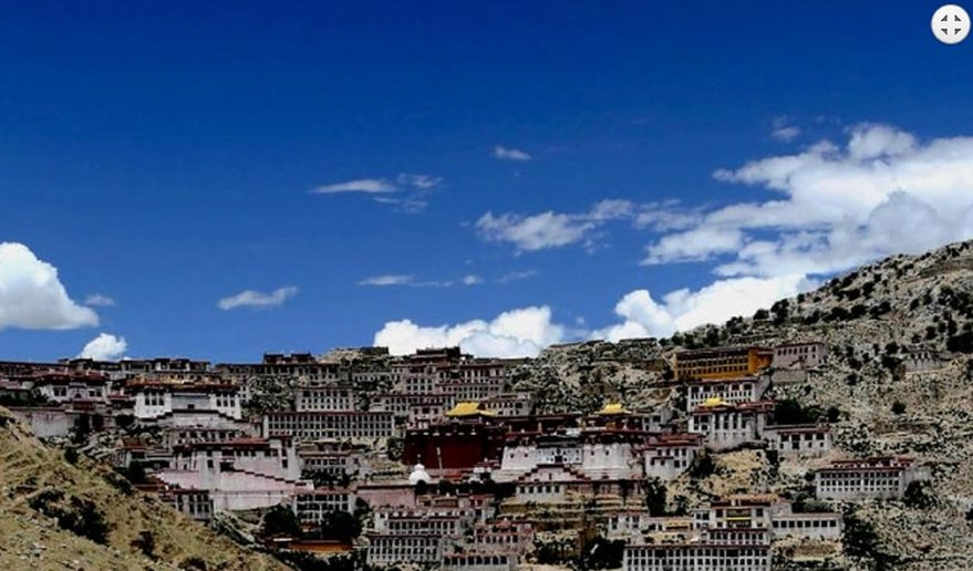 Ganden Samye Valley Trek | Ganden Monastery to Samye in Tibet.