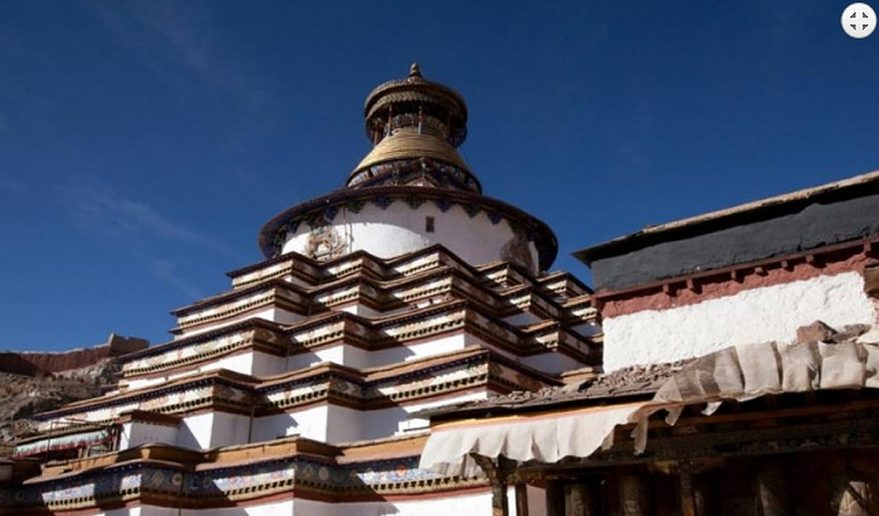 Ganden Monastery to Samye.