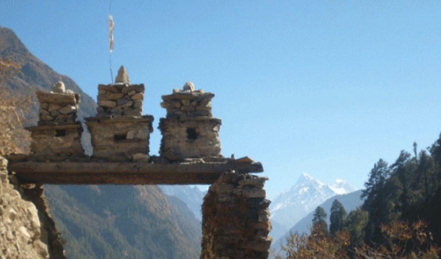 Ganesh Himal Trek | Hindung [2345m/7691ft]