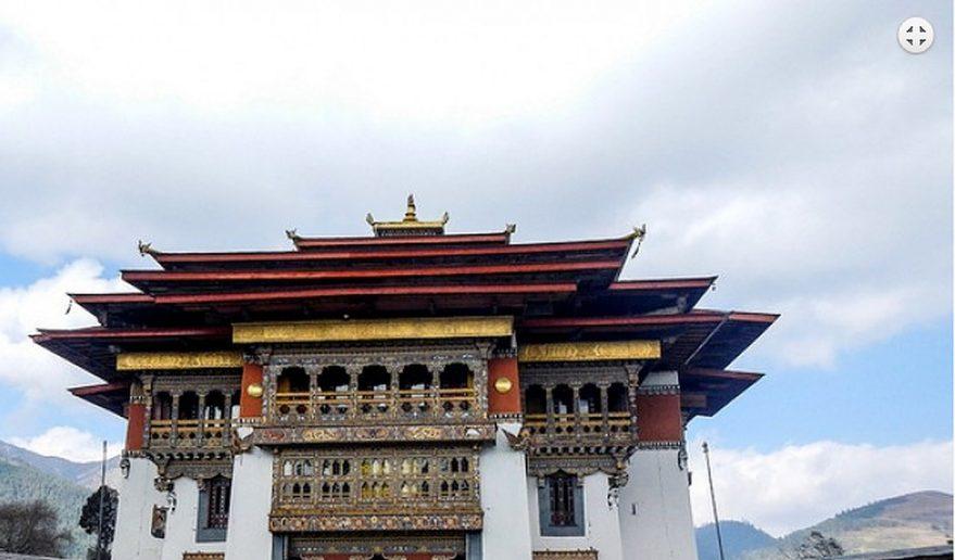 Bhutan Sightseeing Tour   Gantey Gompa Bhutan Sightseeing Tour.
