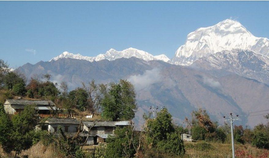 Ghorepani Poonhill Trek | Ghandruk Village