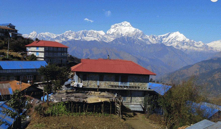 Annapurna Panorama Short Trek   Ghorepani