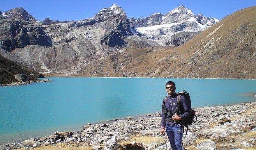 Three Peak Climbing: Island Peak, Lobuche and Nirekha Peak | Gokyo