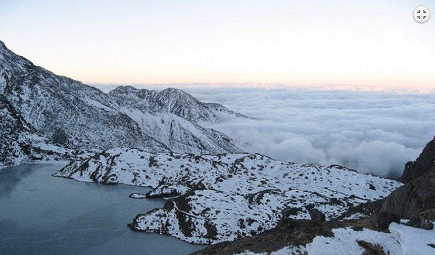 Langtang Gosainkunda Trek | Goshainkunda Lake