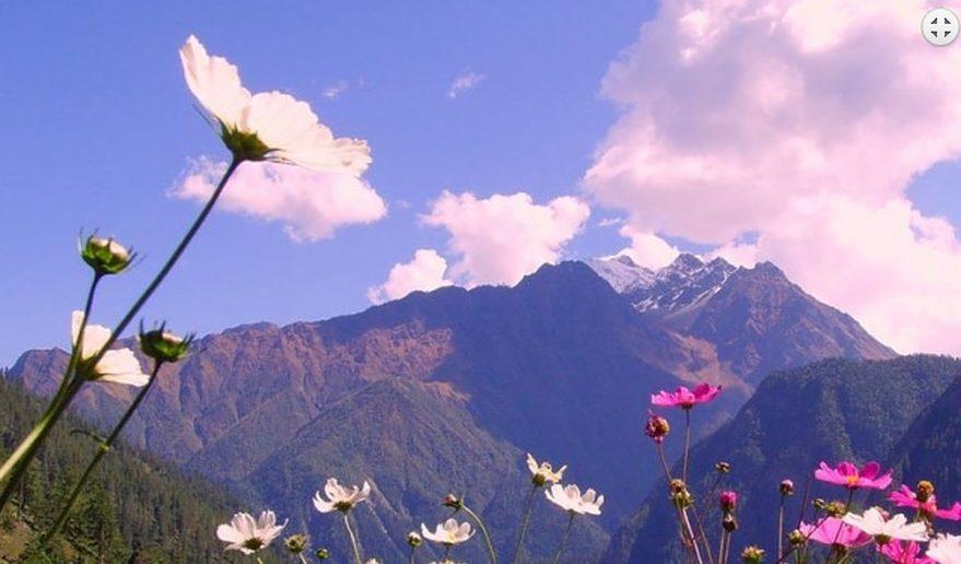 Mt. Kailash and Lhasa Tour via Simikot | Great View from Simikot.