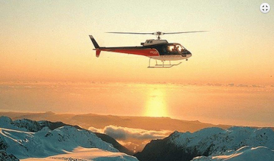 Dolpo Helicopter Tour | Heli flight from Dolpo.