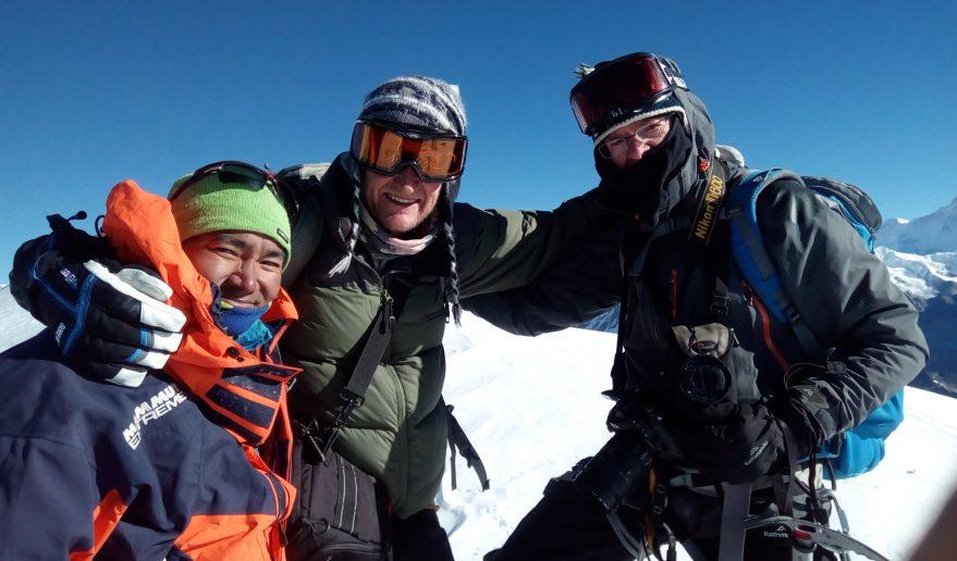 Mera Peak Summit 6,461m