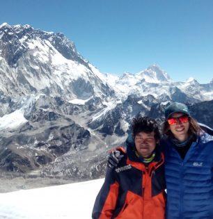 Lobuche Peak Climbing difficulty