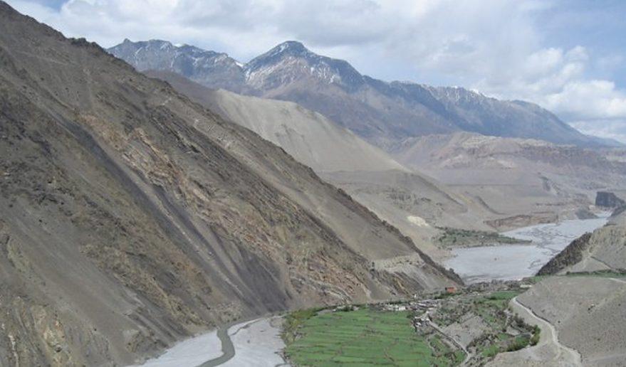 Lower Mustang Trek   Kali Gandaki Valley