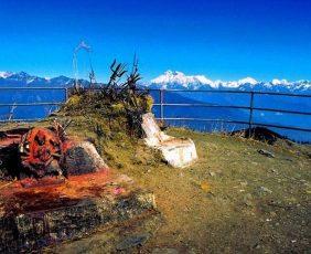 Kalinchok Cultural Trek | Kalinchok Bhagbati Temple