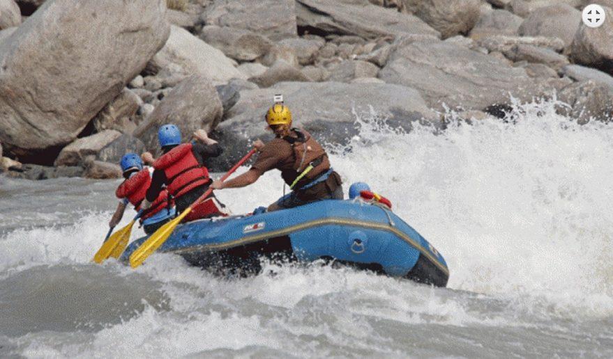 Karnali River Rafting Adventure.